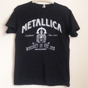 Vintage Metallica tshirt